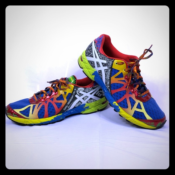 hot sale online 8200b fde9b ASICS Gel-Noosa Tri 9 Size 10 Men's Shoes